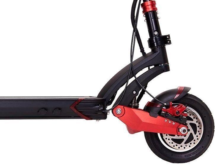электросамокат kugoo g1 переднее колесо
