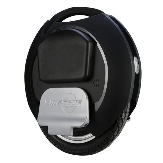 KingSong KS16S 420Wh V2 Rubber Black