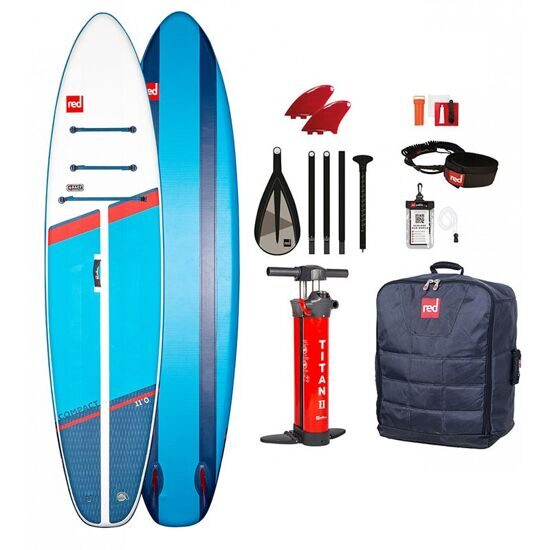 Sup-доска Red Paddle 11'0 Compact Package 2021