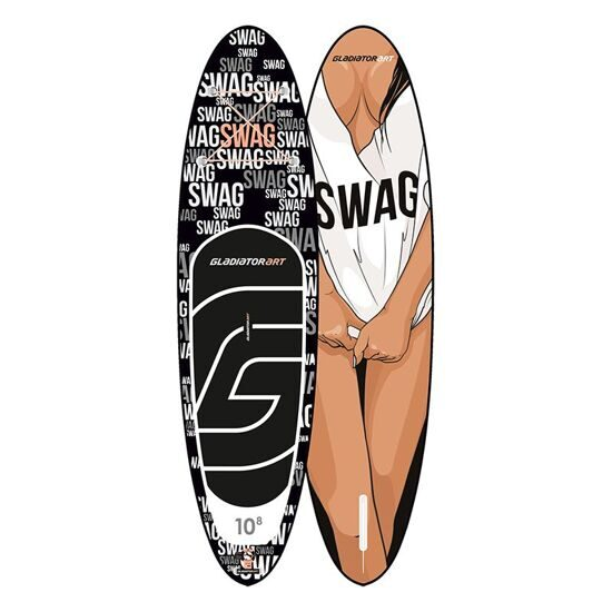 Gladiator ART SWAG 10'8 sup прогулочный