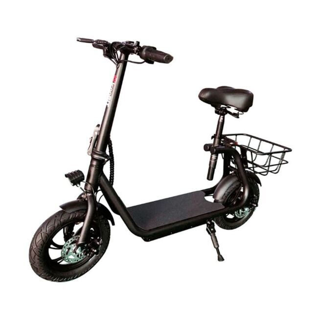 iconBIT Kick Scooter Trident 120 T